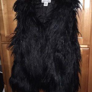 Jackets & Coats - FUR VEST